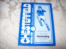 Chesterfield v Barnsley, 1977/78 [LC]
